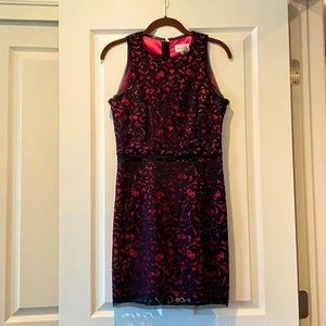 Milly Sleeveless Lace Dress